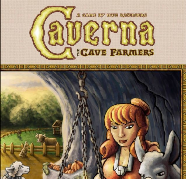Caverna Review - The Boardgame Detective image