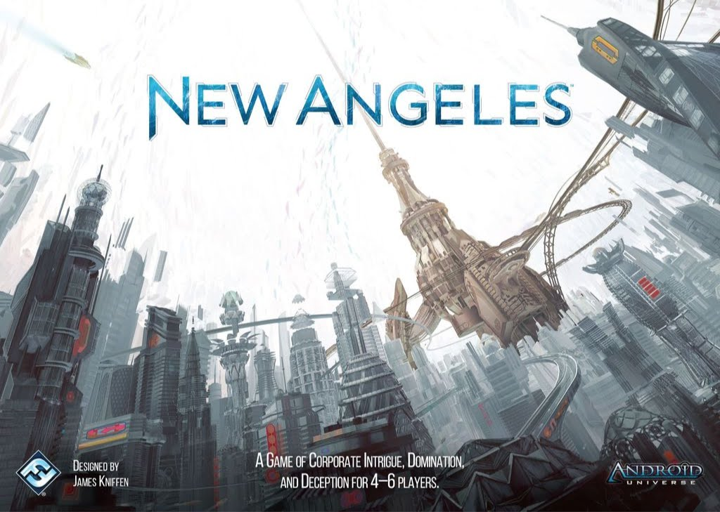 New Angeles Review – The Boardgame Detective image