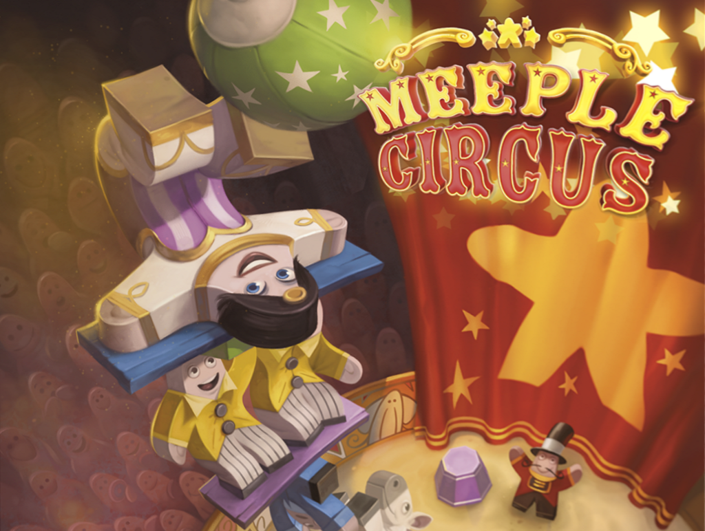 Meeple Circus Review - The Boardgame Detective image