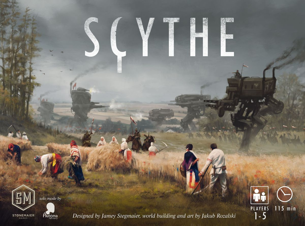 Scythe – The Boardgame Detective image