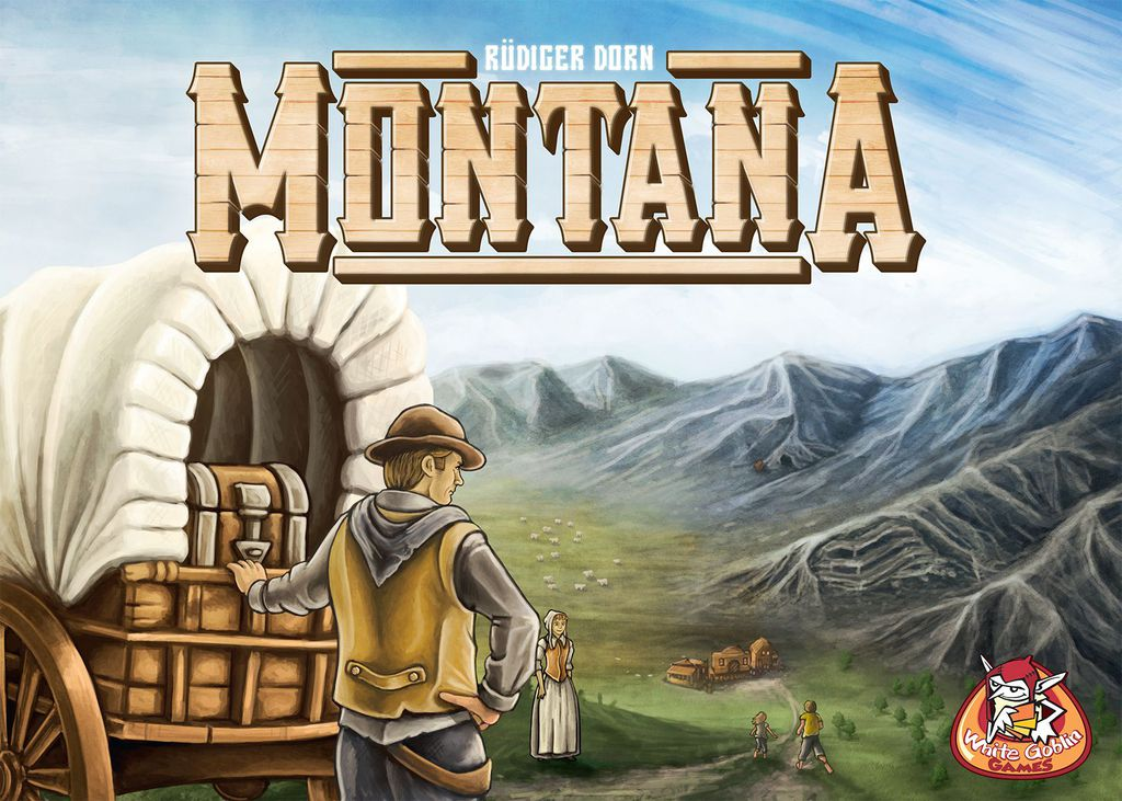 Montana Review - The Boardgame Detective image