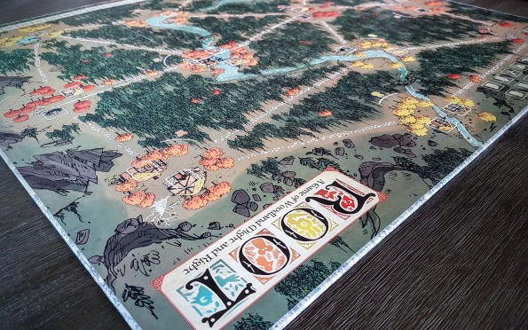 The gameboard