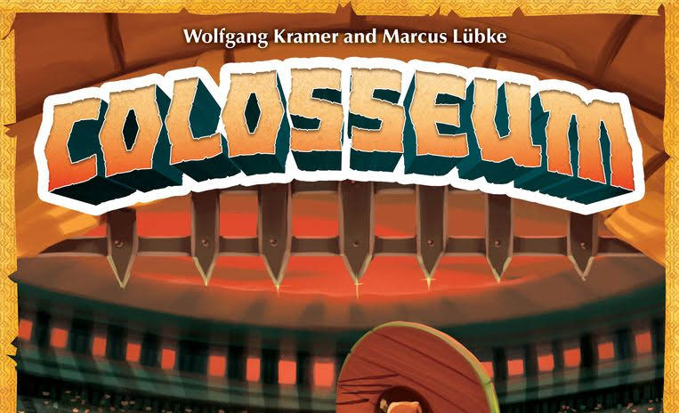 Colosseum Review - The Boardgame Detective image