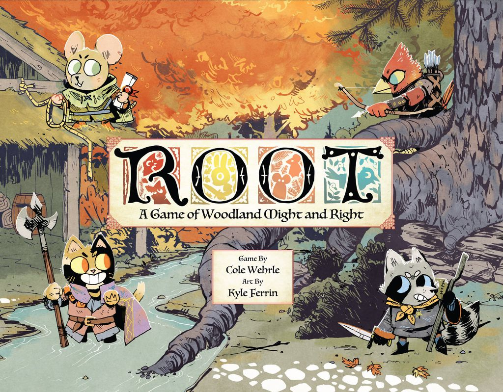 Root Review - The Boardgame Detective image