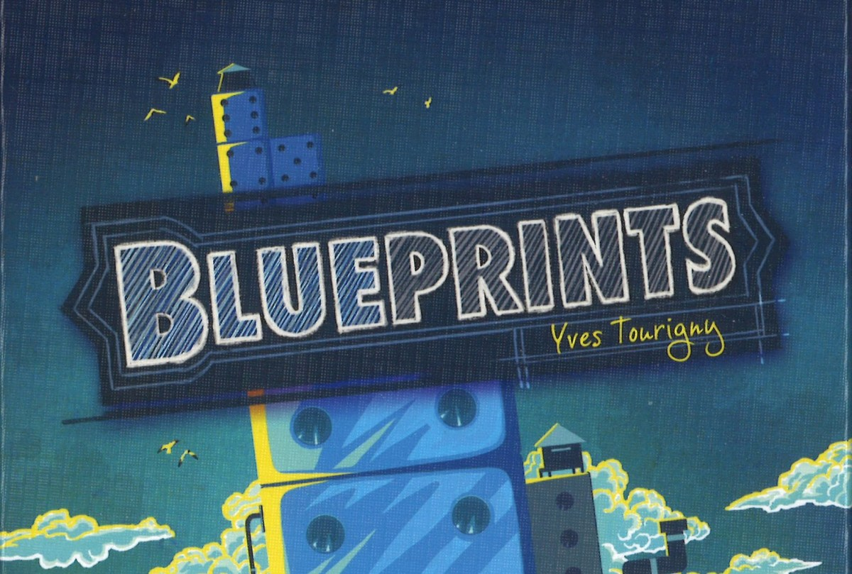 Blueprints Review - The Boardgame Detective image