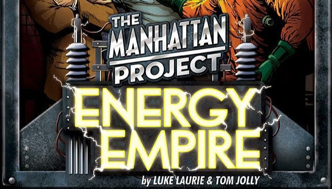 The Manhattan Project: Energy Empire Review - The Boardgame Detective image
