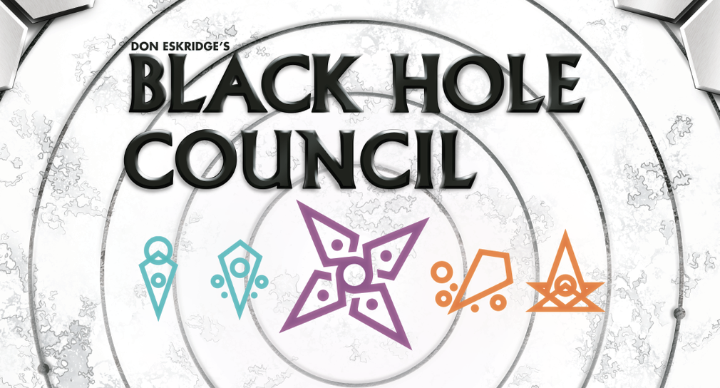 Black Hole Council Review - The Boardgame Detective image