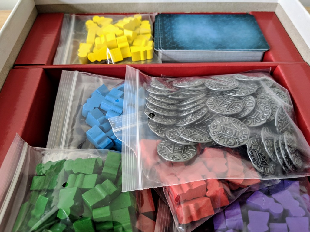 Architects of the West Kingdom Unboxing – The Boardgame